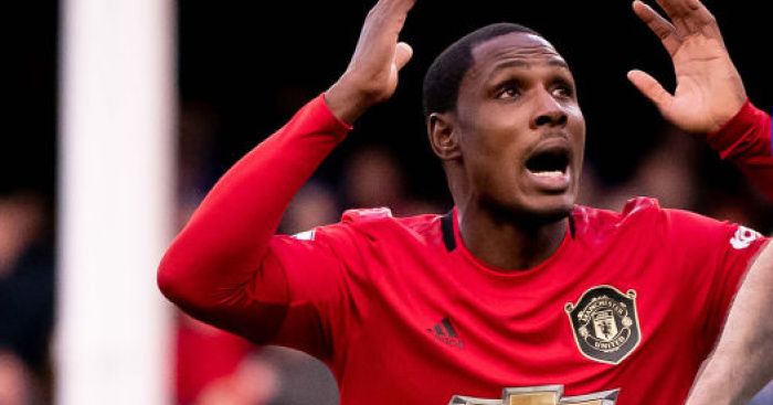 On Loan Odion Ighalo Set To Leave Manchester United This Week