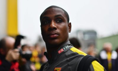 """Why My Girlfriend Abandoned Me"" - Odion Ighalo Reveals"