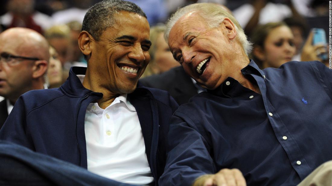 Barack Obama Endorses Joe Biden For President Of United States [VIDEO]