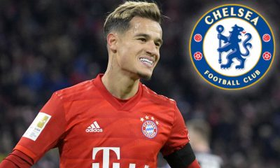 BREAKING: Philippe Coutinho Close To Signing For Chelsea