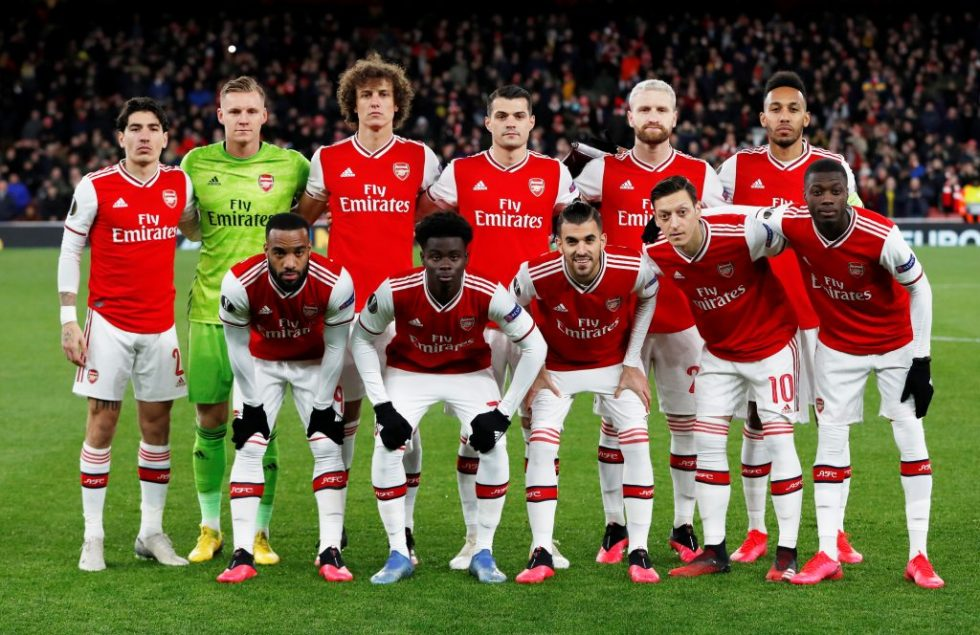 Arsenal Players Reject Pay Cut Amidst Covid-19 Pandemic