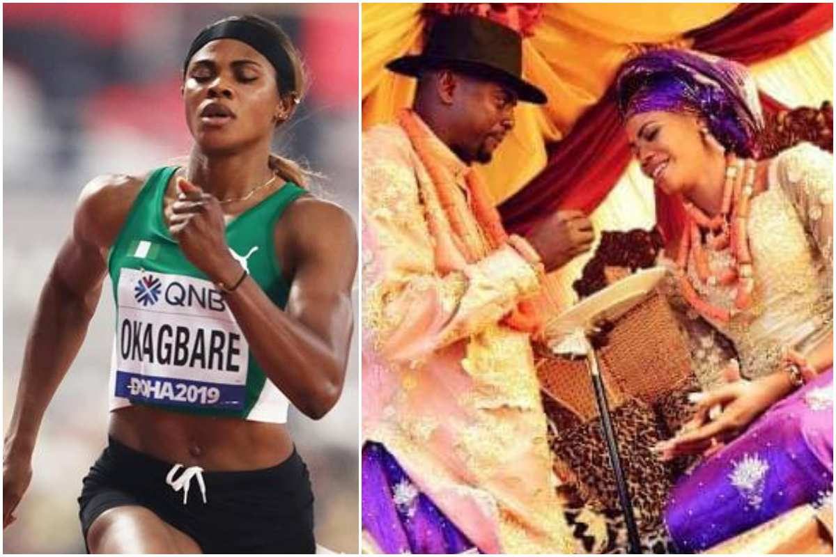 Blessing Okagbare's Marriage Reportedly Crashes