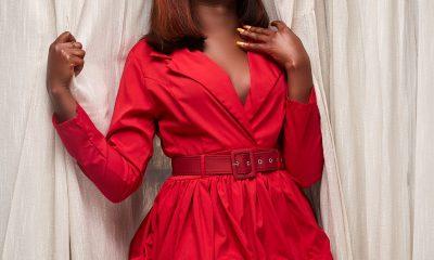Ghanaian Actress, Fella Makafui Looks Charming & Hot In Latest Photo