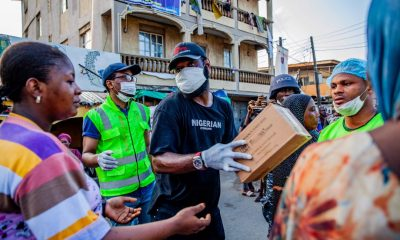 Noella Foundation, Food Clique Delivers Extra 2,500 Food Boxes To Lagos Residents....Over 600,000Meals Guaranteed So Far