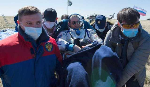 Covid-19: NASA Astronauts Return From Space To World Plagued With Coronavirus
