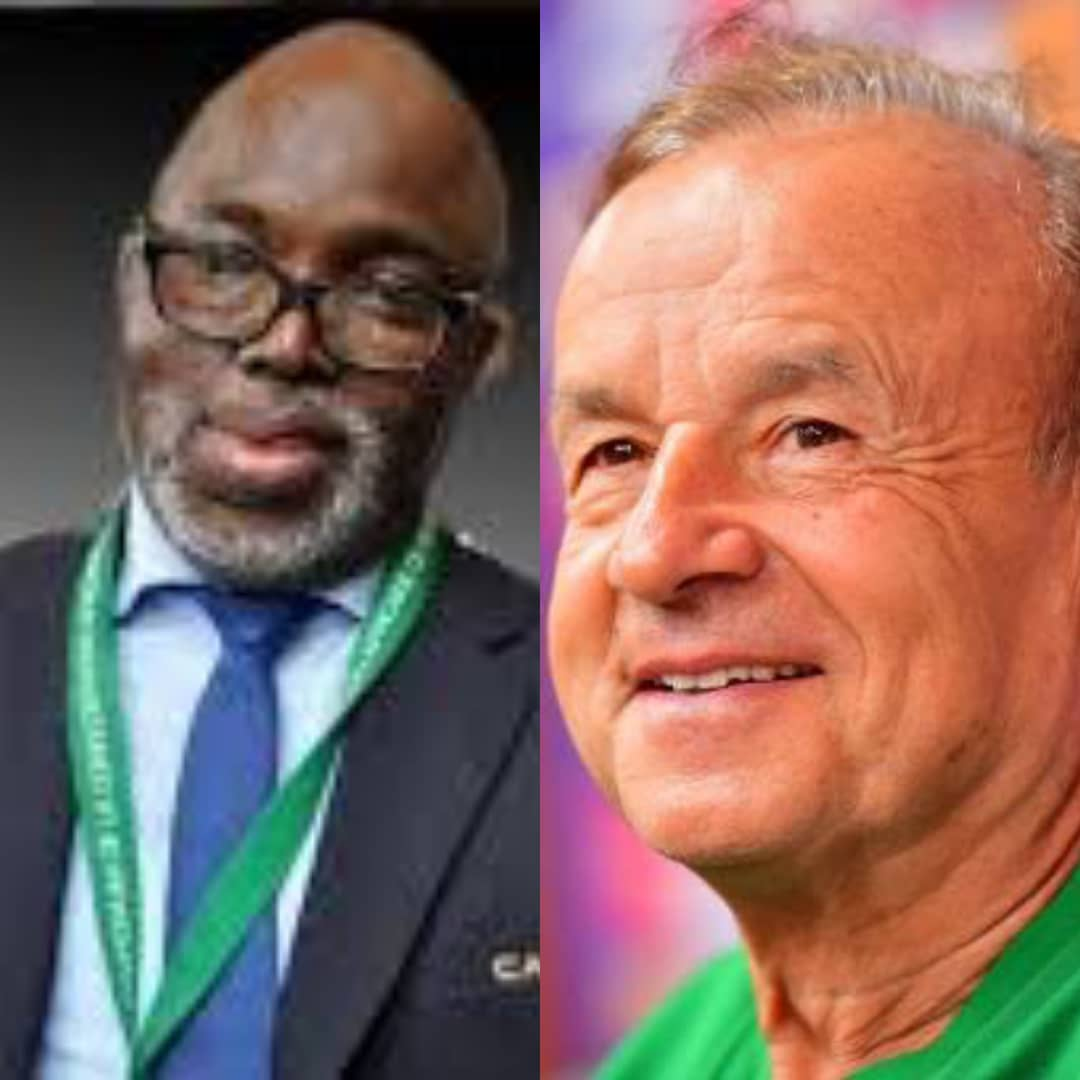 NFF Reveals When Gernot Rohr's New Contract Will Be Ready