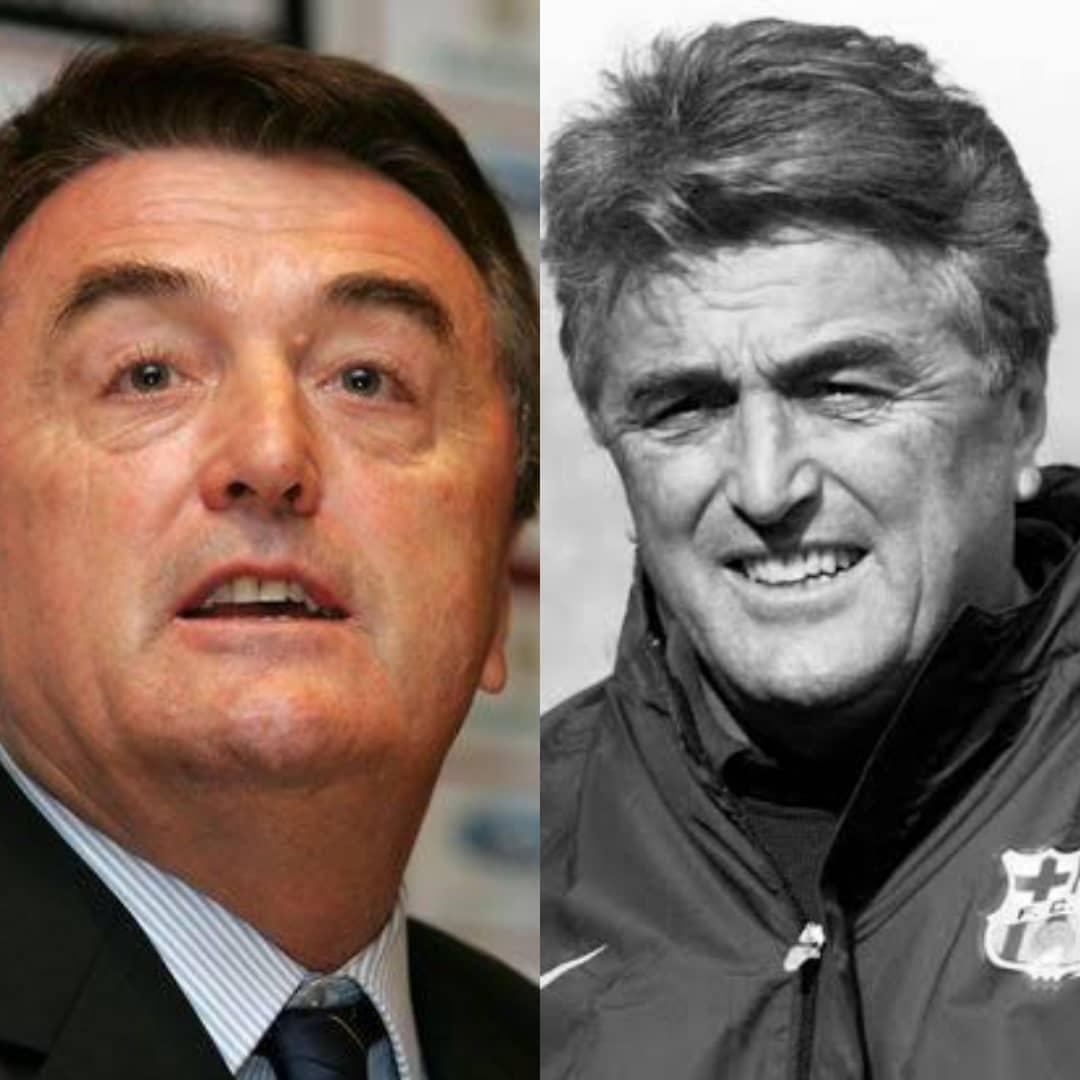BREAKING: EX-Madrid And Barcelona Coach, Radomir Antic, Is Dead