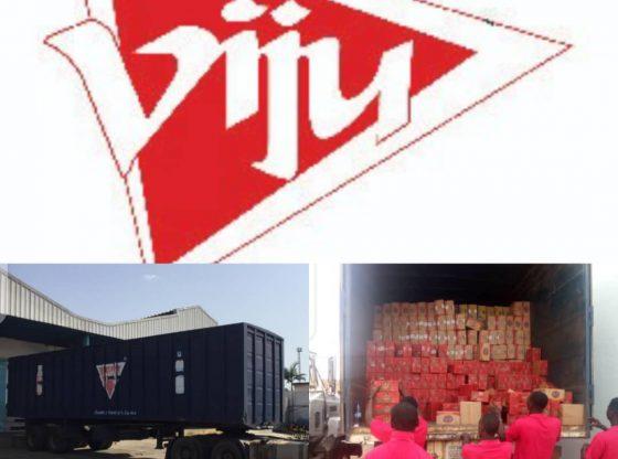 Viju Milk Support Lagos, Ogun Govt. In Fight against #Covid19 Pandemic