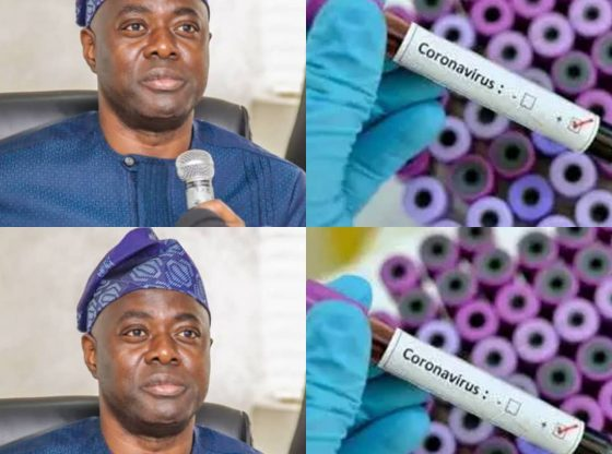 See What Gov Seyi Makinde Ate That Helped Him Fight #Coronavirus