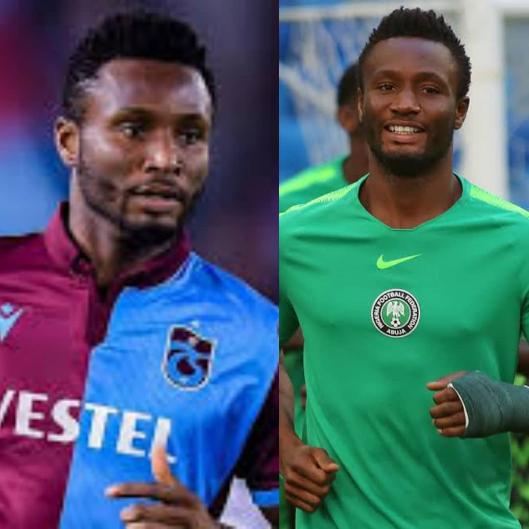 Ex-Super Eagles Captain, John Mikel Obi Confirms He Is Joining Brazilian Club