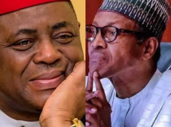 """""""While Buhari Is Inviting Chinese To Nigeria Help Fight Covid 19, Chinese Govt Is Throwing Nigerians Out Of Their Homes, Says FFK"""