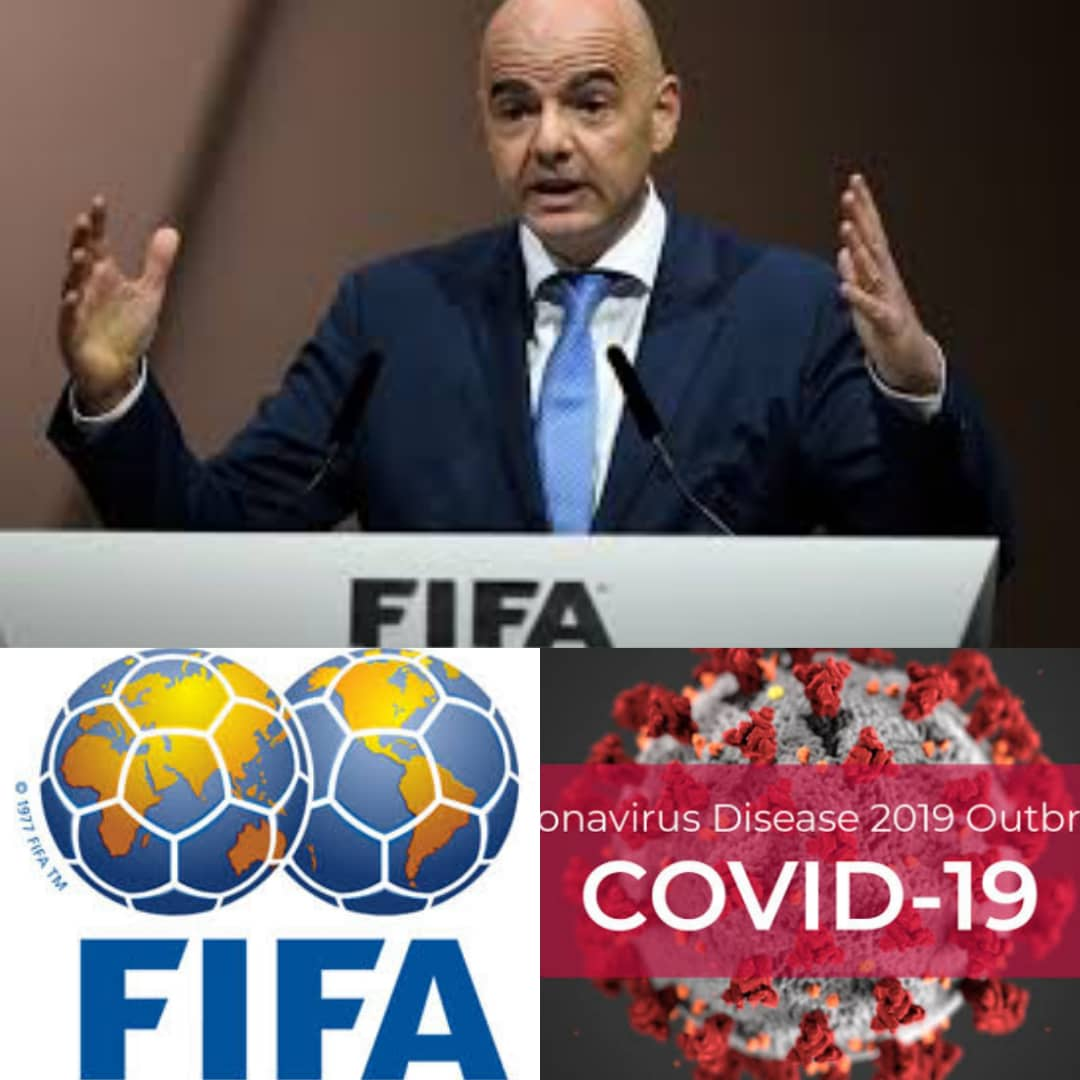 """FIFA: """"Football Won't Resume Until Things Are 100% Safe"""" – Covid-19"""