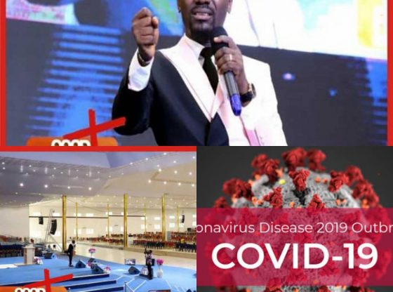 As the world continues to search for the cure for Global Epidemic, Apostle Sulaiman is said to have allegedly heals family infected with Covid-19
