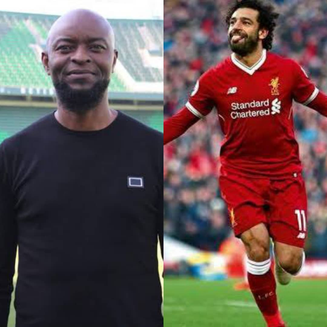What Finidi George Said About Mo'Salah Joining Real Madrid