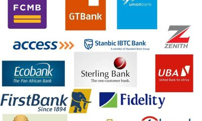 BREAKING: Banks To Open In Abuja, Lagos, Ogun From Monday, Says FG