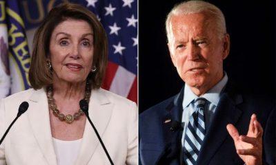 JUST IN: Nancy Pelosi Endorses Joe Biden For United States President
