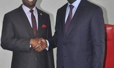 BREAKING: Crack In Obaseki Camp As Chief Of Staff, Taiwo Akerele Resigns