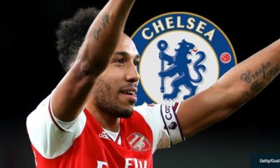 Aubameyang May Leave Arsenal For Stamford Bridge If.....