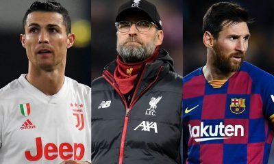 Messi vs CR7: See Jurgen Klopp's Preferred Star