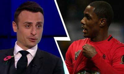 Old Trafford Legend, Berbatov Advises Man Utd On What To Do With Ighalo