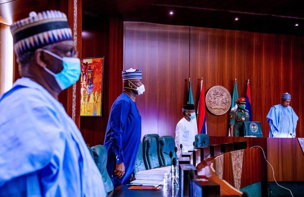 "NEWS COS GAMBARI: ""I'm Only Responsible To President Buhari, Not Nigerians"""