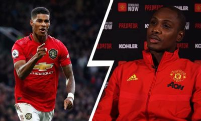 What Are Odion Ighalo's Chances At Man United As Rashford's Returns