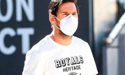 Barcelona Captain, Lionel Messi Undergoes COVID-19 Test [DETAILS]