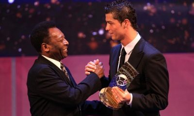 """""""CR7 Plans To Overtake Pele's Goalscoring Record Of All Time"""" - Gary Neville"""