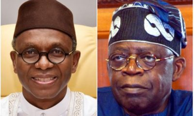 """""""Bola Tinubu Is Not My Man"""" — El-Rufai Voices Out"""