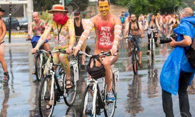 2020 World N*ked Bike Ride Festival Set To Hold Despite COVID-19 Virus
