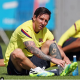 See Lionel Messi's Complete New Look As He Shaves His Beard [PHOTOS]