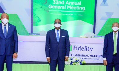 Fidelity Bank Holds AGM, Reassures Stakeholders....Grosses N6.6bn In Q1 Profits.