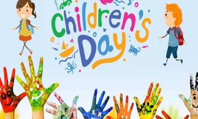 #ChildrensDay: See 50 Happy Children's Day Messages From Parents, Teachers To Children