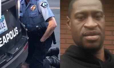#GeorgeFloyddeath: $500,000 Bail Set For For Police Officer, Derek Michael Chauvin