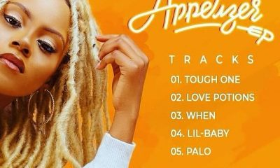 Nigerian Afropop Songstress MERCI-LISA Unveils New Single 'Love Potion' Off Her Debut EP Titled APPETIZER