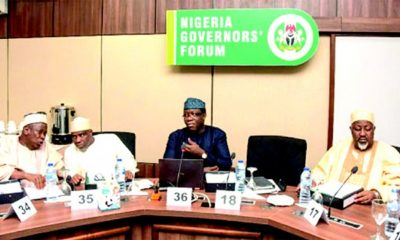 President Buhari, Governors Strike Deal On Reopening Of Churches, Mosques [DETAILS]