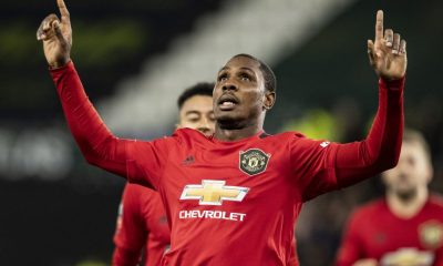 Shanghai Shenhua Dangles N180Million-A-Week Contract At Odion Ighalo