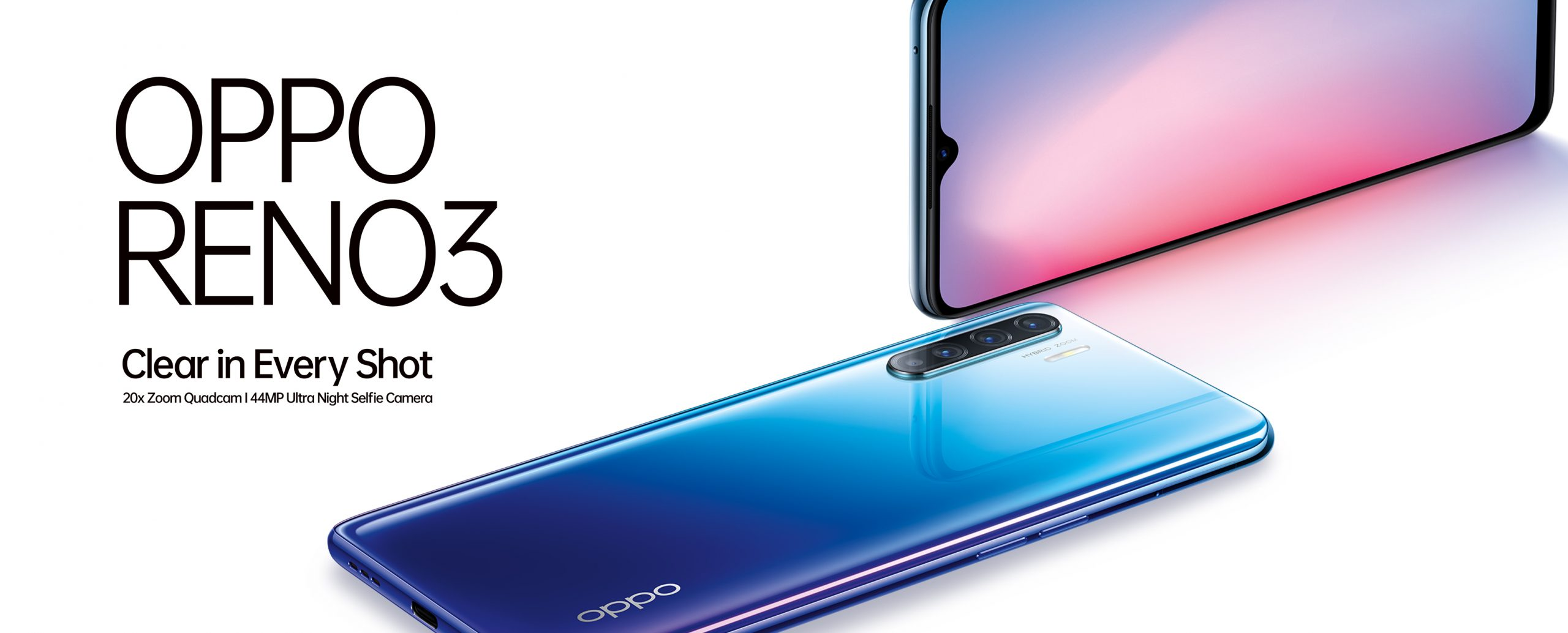 The Newly Launched OPPO Reno3 and Reno3 Pro Stands out in All Lighting Conditions, Delivering Clear Photos in Every Shot