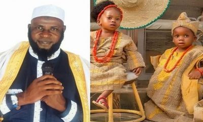 JUST IN: Kidnappers Free Popular Oyo Islamic Cleric's Twins