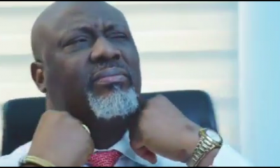 MUST WATCH: Dino Melaye Gets First Lead Role In Nollywood [VIDEO]