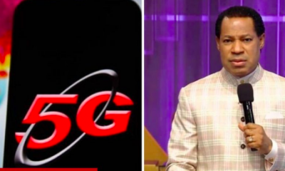 Oyakhilome Sanctioned By United Kingdom Over False Claims On 5G Network, COVID-19