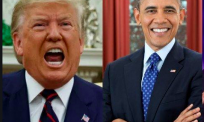 """""""He Was An Incompetent President, Grossly Incompetent"""" - Donald Trump Blasts Obama"""