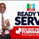 BREAKING: RCCG Pastor Ize-Iyamu Emerges Edo APC Guber Candidate.....Godwin Obaseki Snubbed
