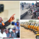 REPORT!!! Lagos State To Replace Okada And Tricycle From July