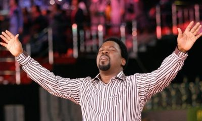 """TB JOSHUA: """"Life Will Be Better After COVID-19 Pandemic"""