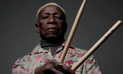 BREAKING: Fela's Legendry Drummer, Tony Allen Is Dead