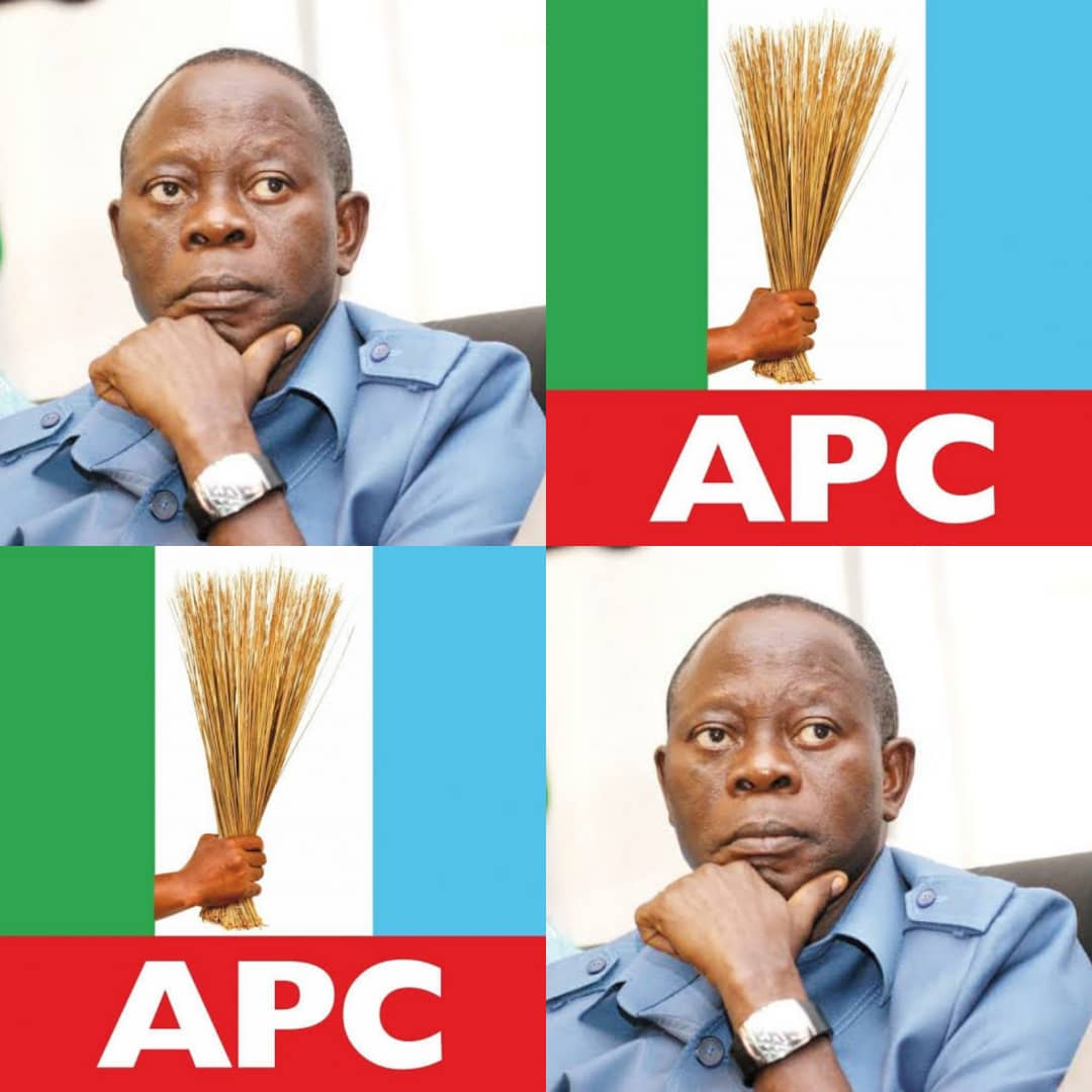 Edo APC Insists NCDC, Police Must Arrest, Test, Quarantine Persons At Oshiomhole's Botched Mock Primaries
