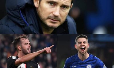Frank Lampard Takes Decision On Pjani, Jorginho Swap Deal To Chelsea