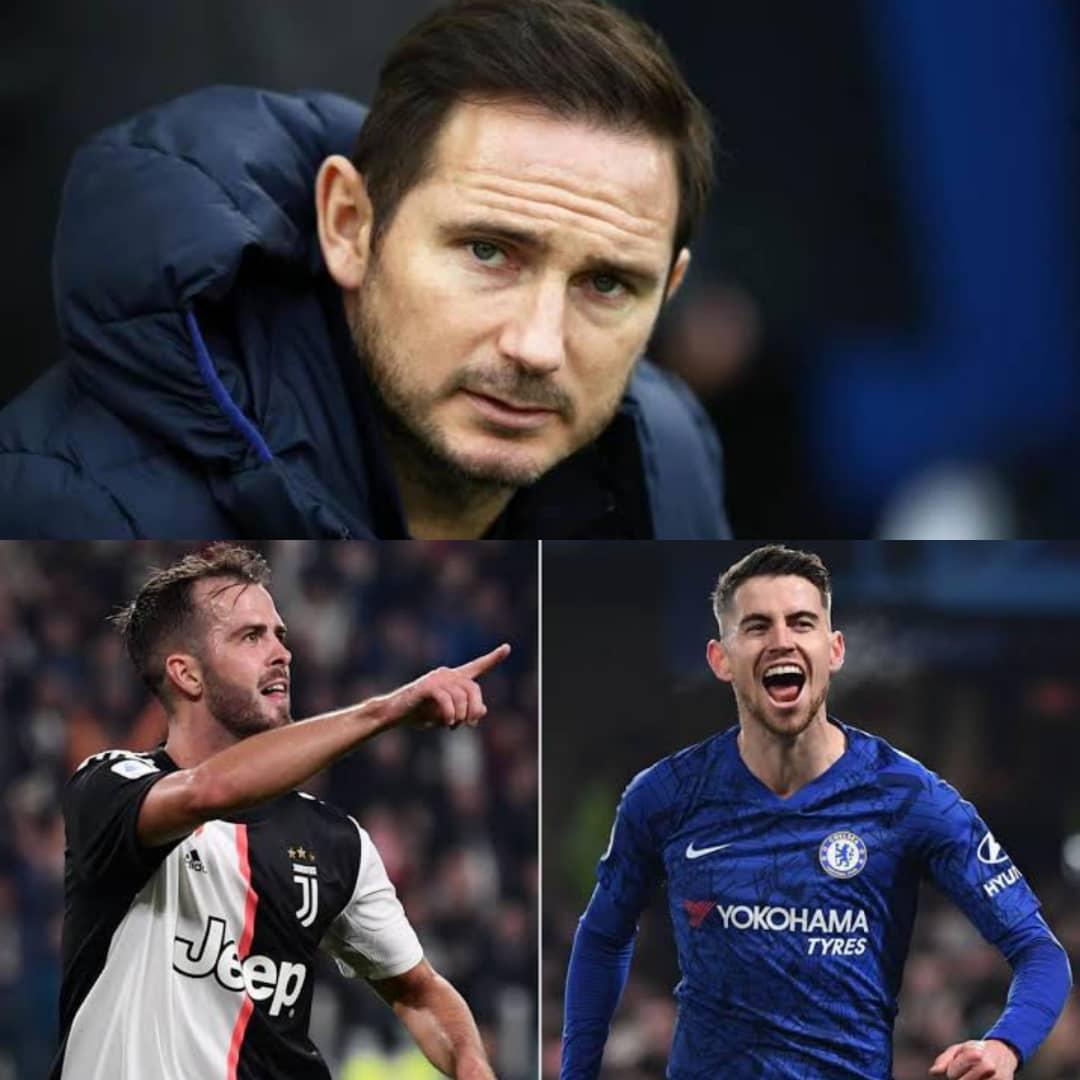 Frank Lampard Takes Decision On Pjani, Jorginho Swap Deal To Chelsea