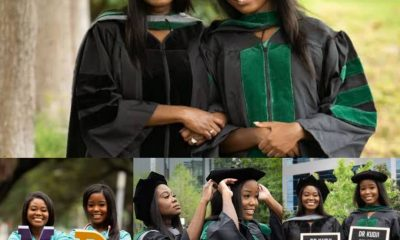 AWESOME!!! Mother And Daughter Graduate From Medical School Same Day [PHOTOS]